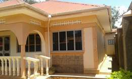 Three bedrooms house for sale at Abayita Ababiri entebbe road.