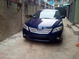 Toyota Camry (2010)-foreign used