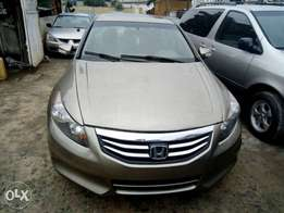 Tokunbo 2012 Honda Accord