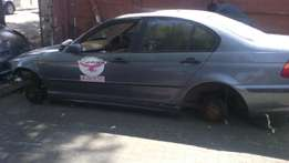 Bmw e46 318i (body)shell or stripping