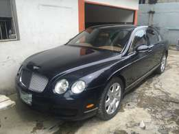 2006 Bought Brand New Bentley