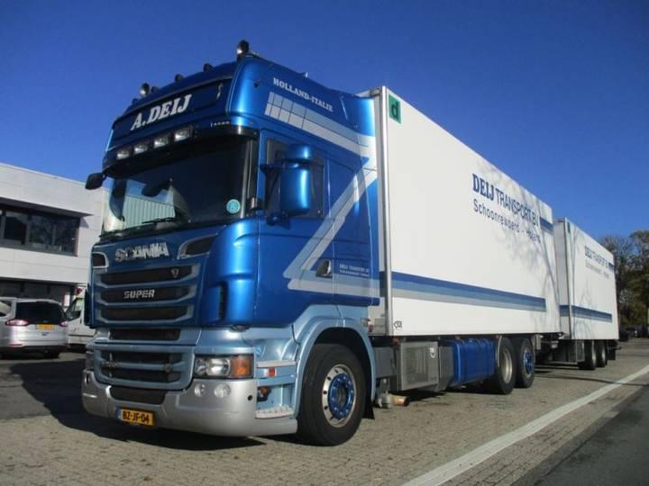 Scania R500 LB6x2*4MNB - 2011
