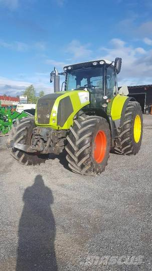 Claas Axion 850 - 2008