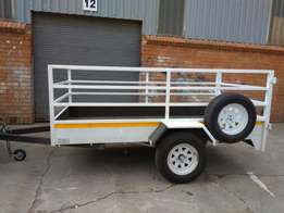 Redused price! Trailer 2.500m×1.300m For sale brand new