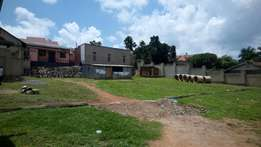 Bweyogerere commercial plot of 40decimals on quick sale at 150m