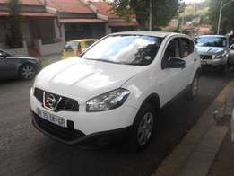 Nissan Qashqai 1.6, 2012 model for sale