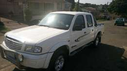 Mazda drifter 2x4 2.5dt sle double cab