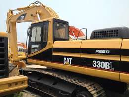 CAT330BL Slightly Home Used Machines for Sale in Accra