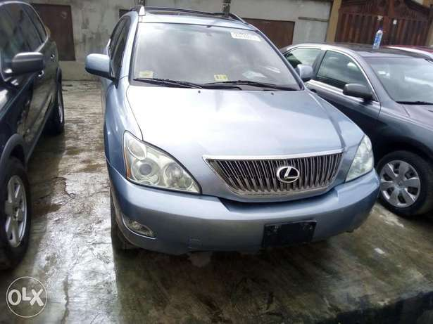 Tokunbo Lexus Rx330 for sale Lagos Mainland - image 7