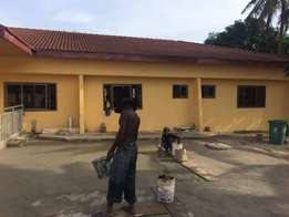 4 B/Rm Self Compound at Dansoman for Rent to Individuals or a Company