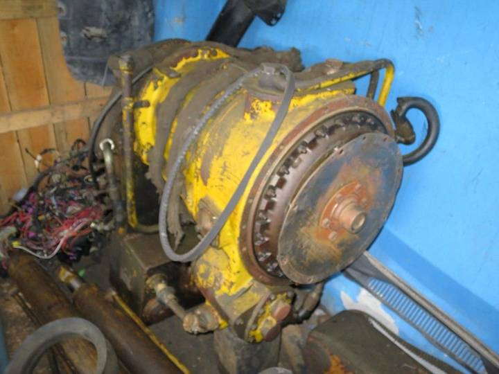 Allison (SERVOTRANSMISIÓN) gearbox for excavator
