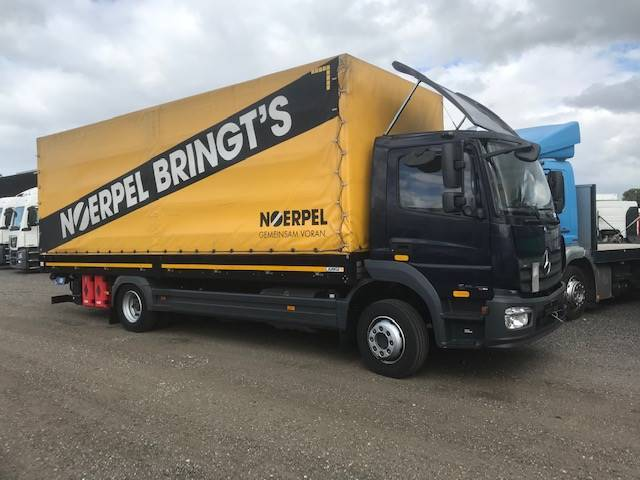 Mercedes-Benz Atego 1223 4x2 Alukasse/lift - 2017