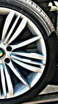 BWM RIMs with set of 4 18 inch Tyres