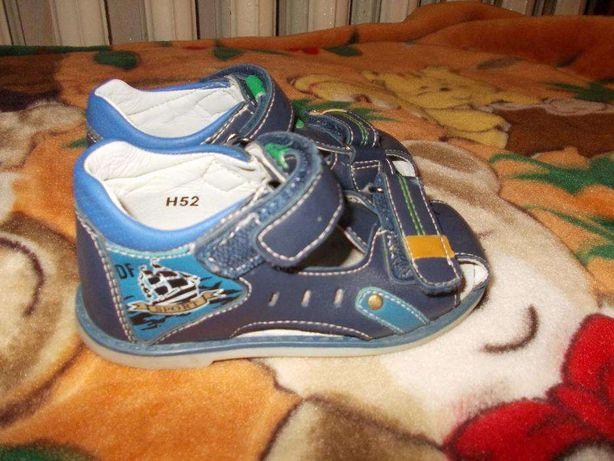 f434a6eba Сандали-босоножки детские на мальчика 24 р. на 3-4 годика: 150 грн ...