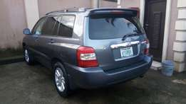 Super clean 2006 Toyota Highlander for sale in Etinan Akwa Ibom State