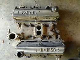 Ford V6 Engine BlackBlock