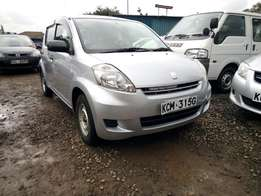 Toyota Passo KCM year 2010 silver for 490,000/-