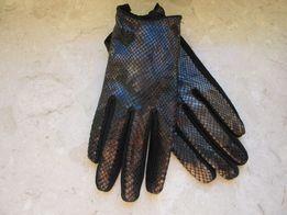 dc59d880c7babc Oryginalne Nowe z metką skórzane rękawiczki Mohito prawdziwa Skóra