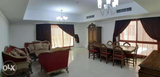 Amazing 3bhk fully furnish apartment for rent in Adliya