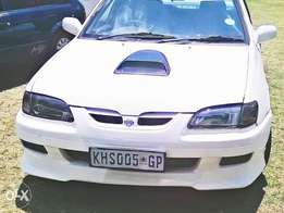 Nissan sentra for sale or swop with Ford bantam or corsa bakkie