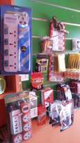 Mobile Money, Electronics and Plastics Store for sale
