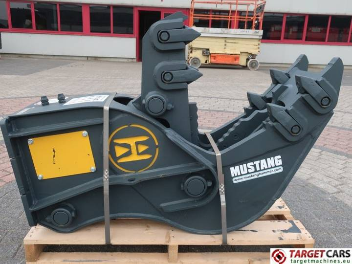 Mustang FH04 Pulverizer Crusher Shear for 4~9T New Unused