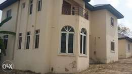 A 4 bedroom duplex for sale at Liberty Estate phase 1