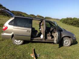 2004 Grand Voyager 2.8 CRD Non-runner