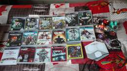 Ps 3 + 2 remotes an HDMI cable including and 17 games Disney Infinity