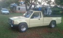 Mitsubishi pick up