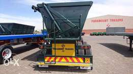 40 cube side tipper interlink needed