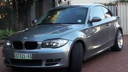 Bmw 120d coupe E82