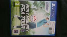Ps4 Rory mcilroy pga tour game new condition
