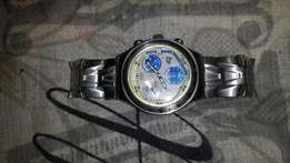 Swatch watch diving