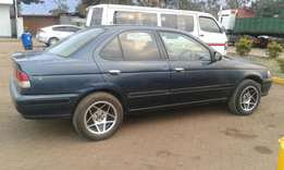 Nissan Sunny FB15 Grey 1500cc . Owner Selling.