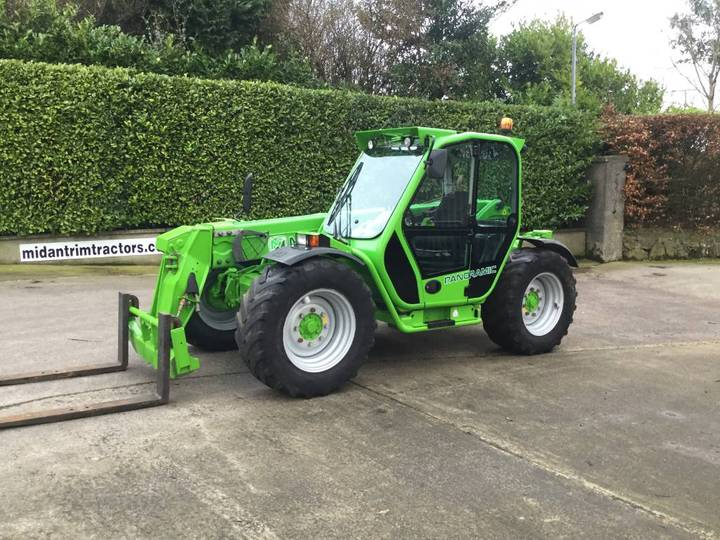 Merlo P 32.6 Plus Turbo Farmer Telehandler - 2013