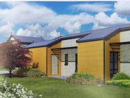 Brand new 2 bedroom house for sale in Fleurhof