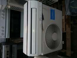 Exotic 1.5hp Haier Thermocool Ac. 3months used.