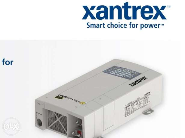 Xantrex True Charge2 12V high performance ultra compact 40Amp Charger