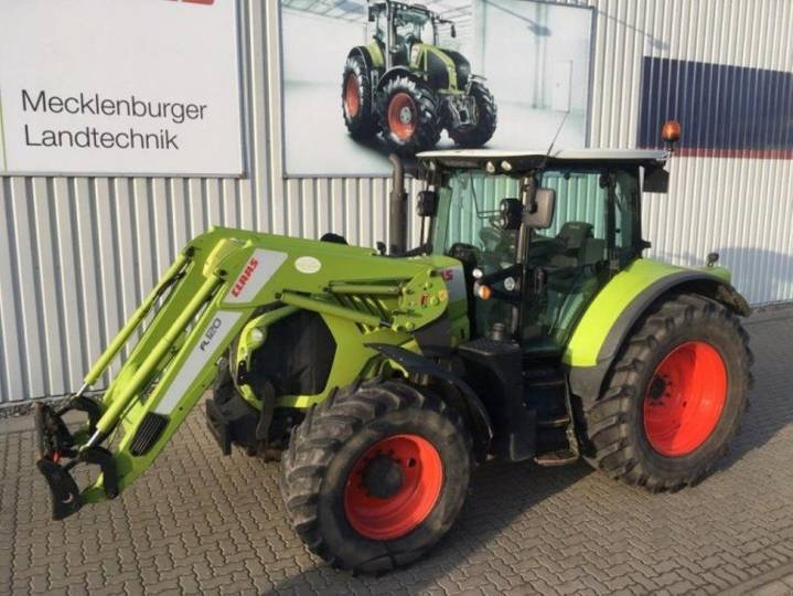 Claas arion 650 cmatic - 2015 - image 2