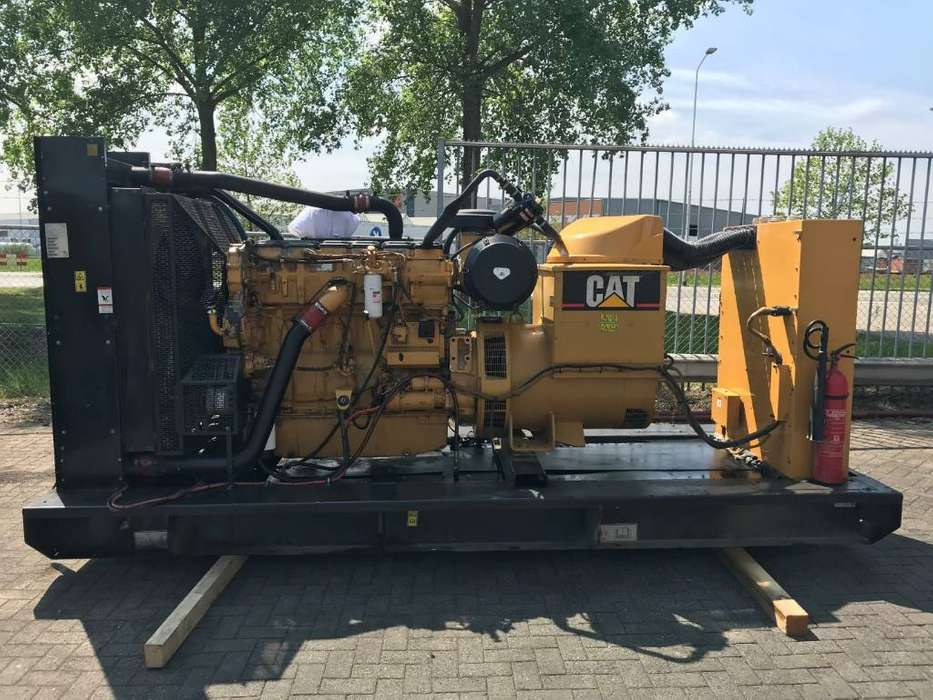 Caterpillar C15 - 500 kVa Generator Set - DPH 105489 - 2007