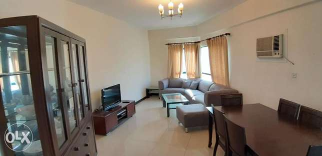Amazing 2bhk fully furnish apartment for rent in Adliya