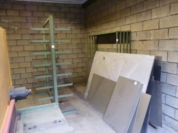 Sale profile rack, sheet metal rack, sheet balance warehouse