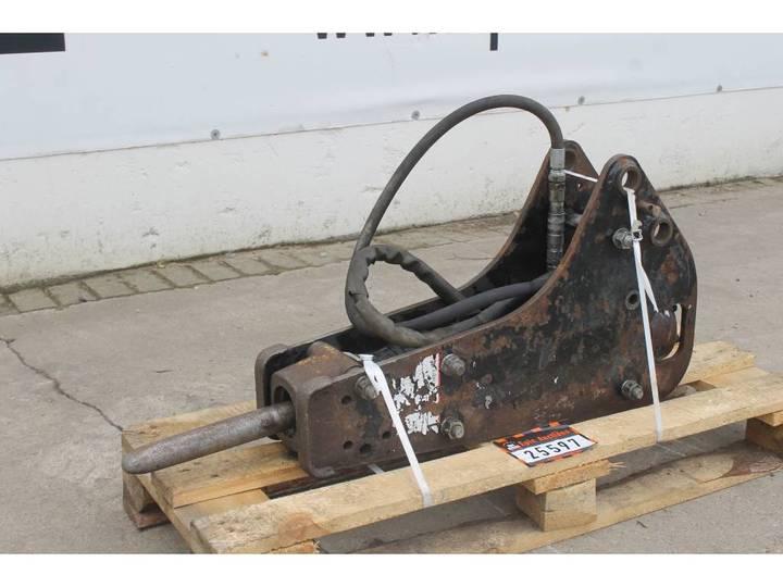 JCB HM140 Hydraulische Sloophamer - 2010