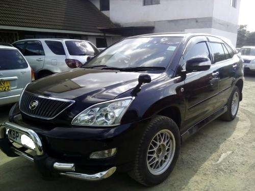 2004 Toyota Harrier KBP auto 2400cc. 4WD!! Trade in accepted!! Karen - image 2