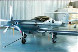 1990 Lancair 360 Silver Bullet for Sale - The Ferrari of the Skies !