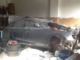 2008/2014 audi a4 stripping for spares