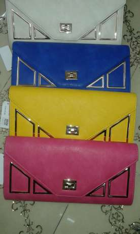 Leather clutch bags. Can be sling bag too Nairobi CBD - image 2
