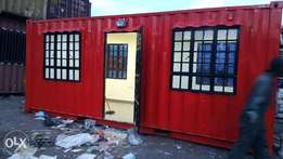 Container office shops and house