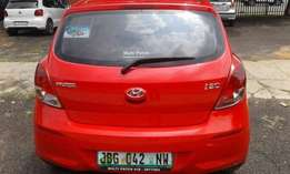 2013 Hyundai i20 Low Mileage 33000km Parking Sensor